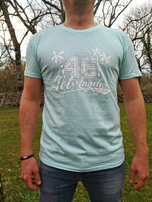 tee-shirt lotois sacre lotois quercy