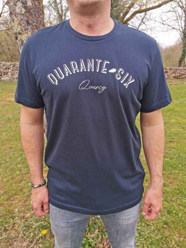 tee-shirt lotois 100% lotois quercy sacre lotois