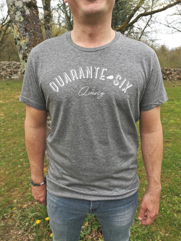 tee-shirt lotois du quercy