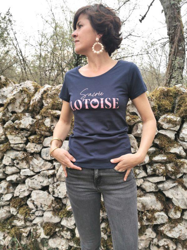 tee-shirt sacree lotoise