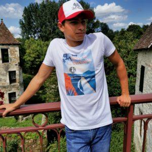 Tee-shirt Vallée de la Dordogne